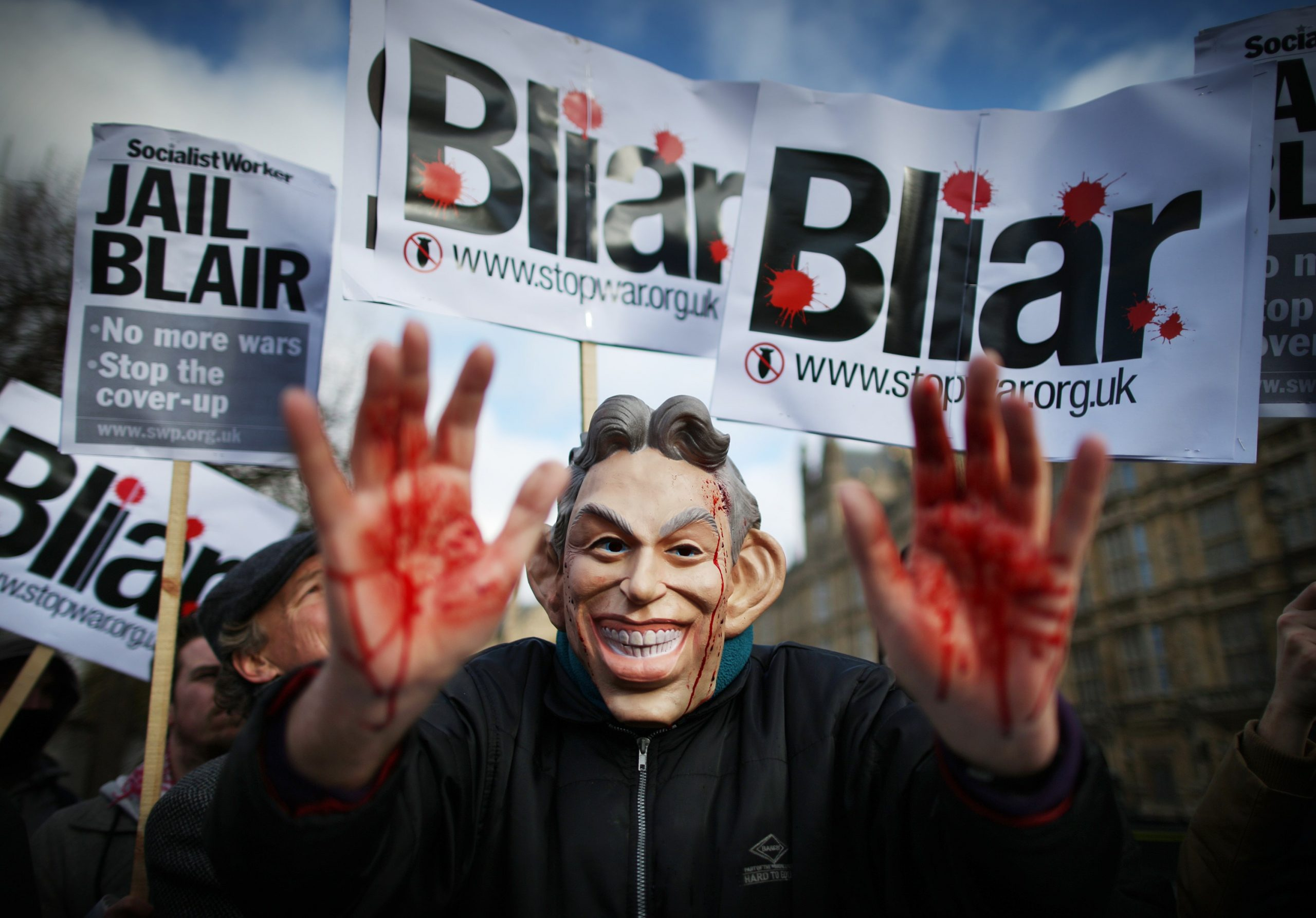 Blair is the career criminal who refuses to fade away
