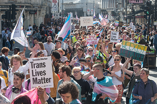 The New Culture Wars: JDP Attacks Trans People to Prop Up Electoral Support