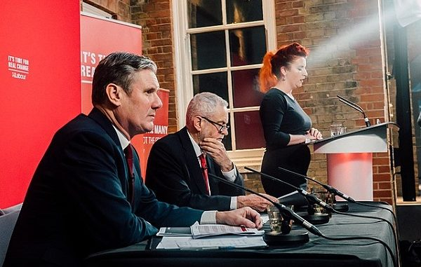Corbyn in the Crosshairs